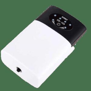 SB168 SOBO mini AC-DC air pump at Rebel Pets