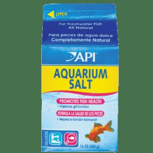 API Aquarium Salt 454g at Rebel Pets