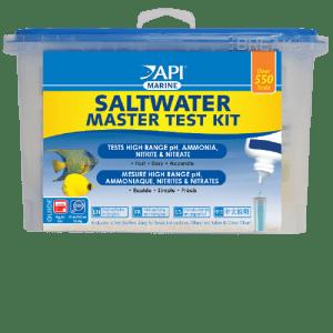 API Saltwater Master Test Kit-550 tub at Rebel Pets