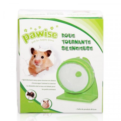 Pawise Silent Spinner Wheel Small - 12cm