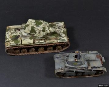 compared to KV-1