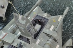 T-47 Seaspeeder cockpit