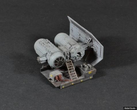 TIE Bomber reload system