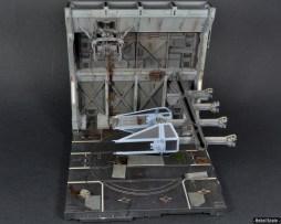 TIE Interceptor attached