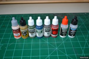 Acrylic Paint: Tips and Brands - Rebel Scale