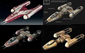 y-wing variants