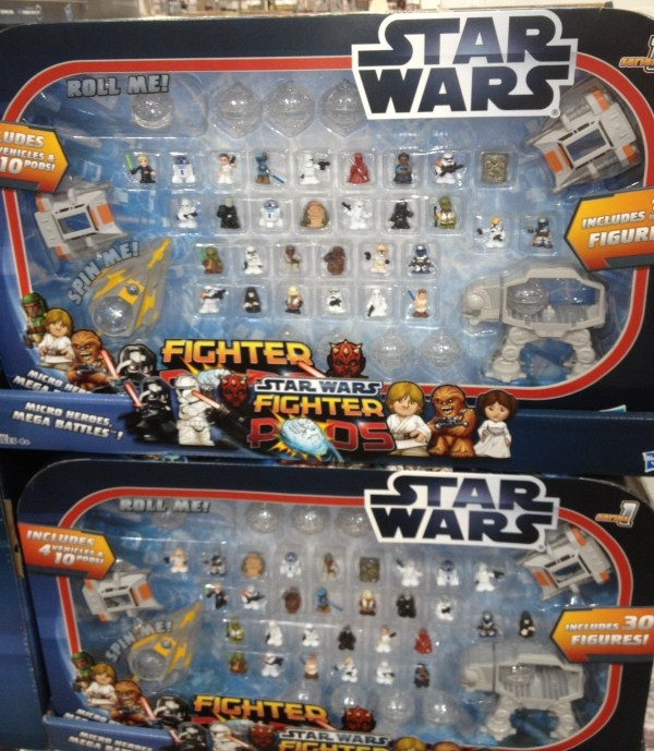 Star Wars Fighter Pods Micro Force