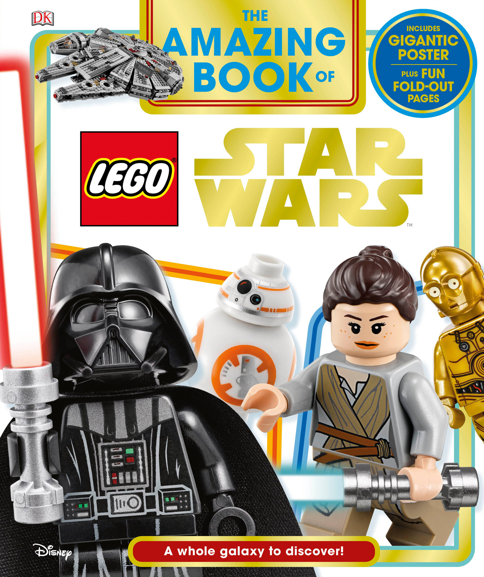 Rebelscum Dk The Amazing Book Of Lego Star Wars Review