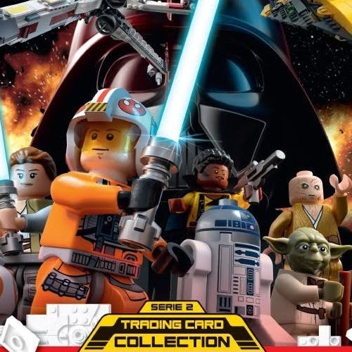 LEGO Star Wars Trading Cards - series 2 announced