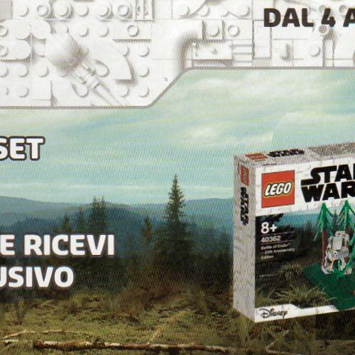 40362 Battle of Endor store calendar offer