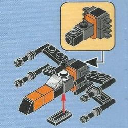 75245 LEGO Star Wars Advent Calendar - Instructions