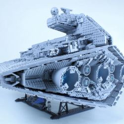 75252 Imperial Star Destroyer - Engines