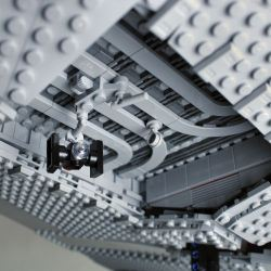 75252 Imperial Star Destroyer - Hanger