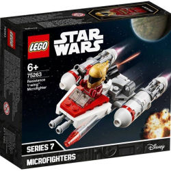 75263 Resistance Y-wing Microfighter - box front
