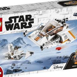 75268 4+ Snowspeeder - box front