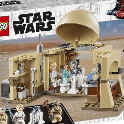 75270 Obi-Wan's Hut - box front