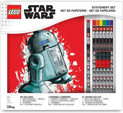 LEGO Star Wars Deluxe Drawing Set