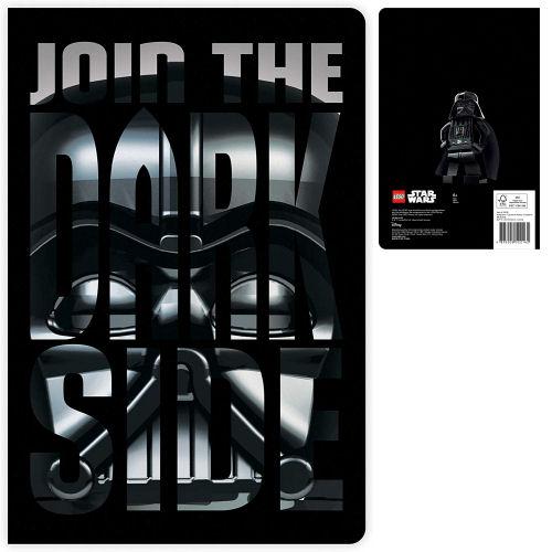 LEGO Star Wars Notebook - Darth Vader