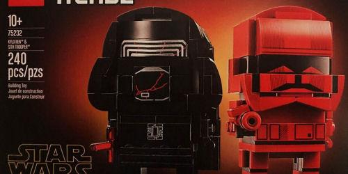 75232 Brickheadz Kylo Ren & Sith Trooper