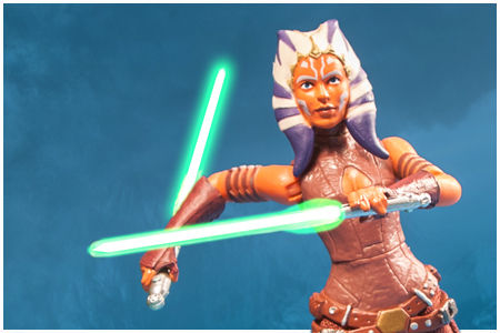 Image result for ahsoka tano figure walmart