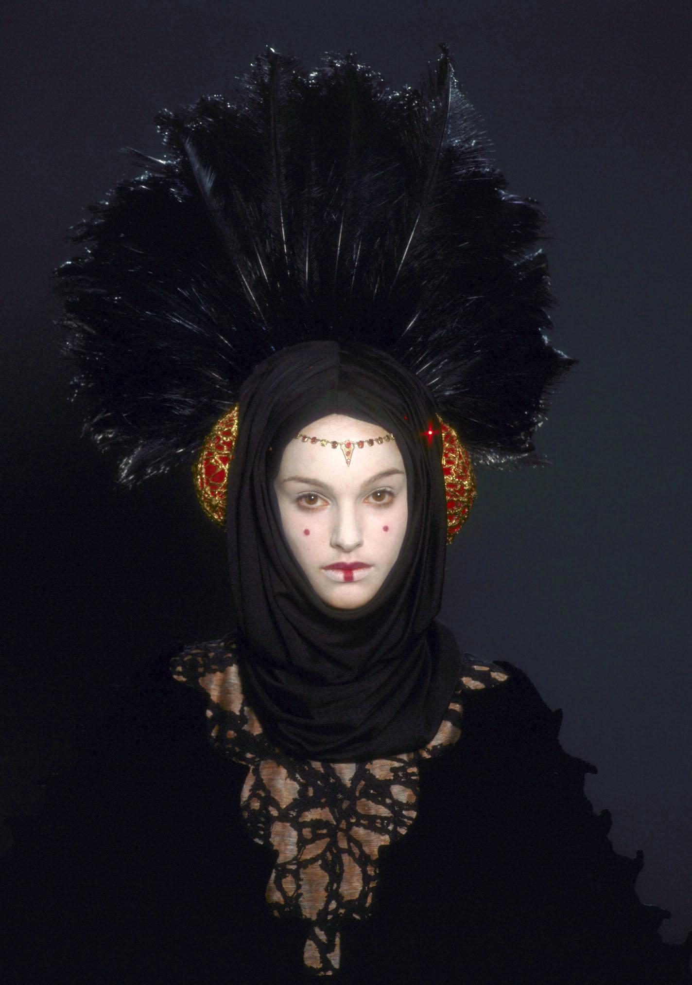 Keira Knightley Queen Amidala