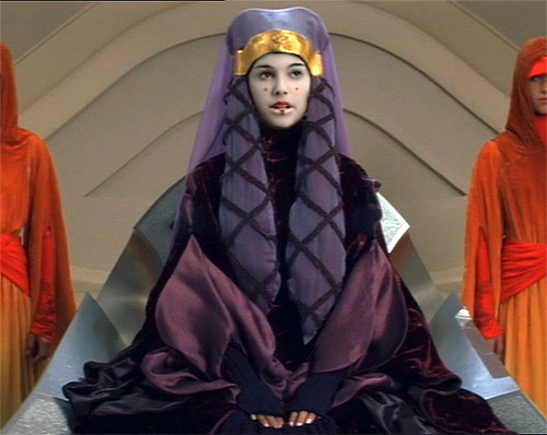 Image result for queen amidala