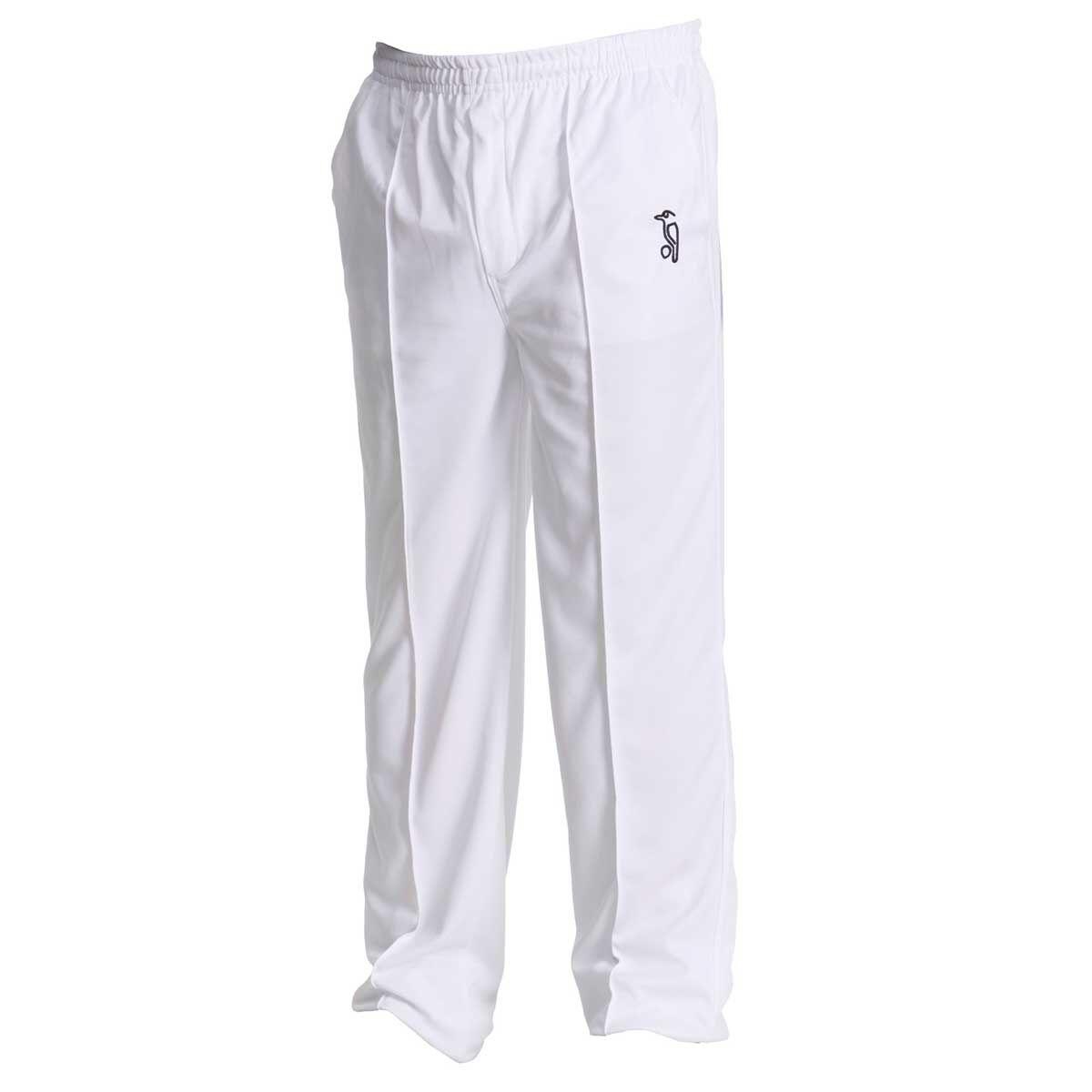 Kookaburra Active Senior Cricket Pants White XXL | Rebel Sport