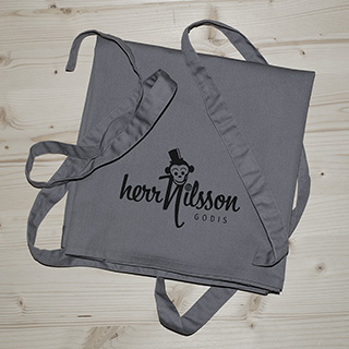 Personalised Aprons for Herr Nilsson Godis in Berlin