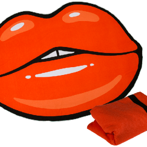 lips towel