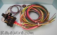 Rebel Wire Wire Kits Wiring Harness Connectors And