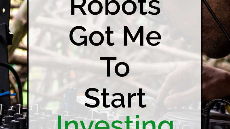 Investing always seemed like a complicated and scary process. Using a robo-advisor helped me get over my fear and confusion of investing. Click through to read more about it.