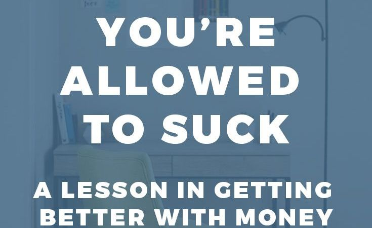 better at managing money
