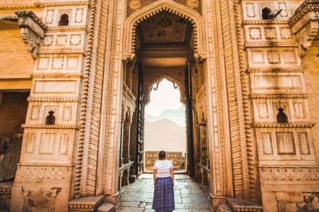 india travel in your 20s bundi