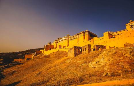 amber fort in jaipur