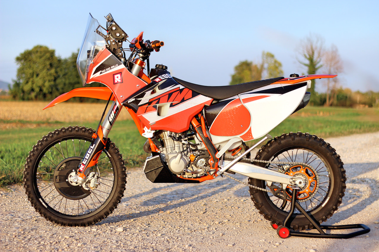 hight resolution of ktm exc 450 rally