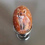 Fox egg