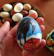 """""""Maggi"""" egg"""