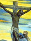 This image has an empty alt attribute; its file name is AfricanJesusCrucifixion-e1554127678768.png