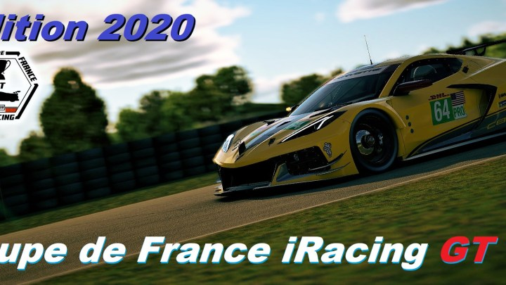 Coupe de France iRacing GT 2020