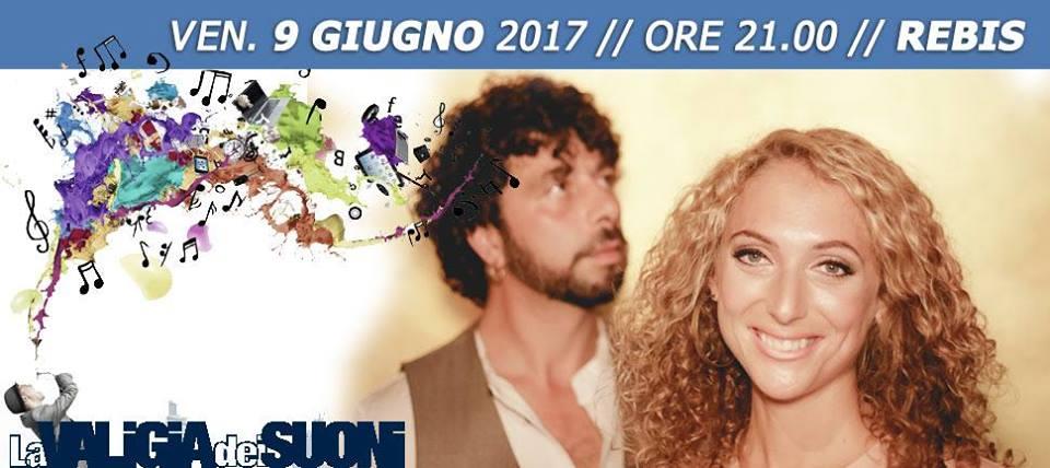 """Rebis in concerto a Verona per la """"Valigia dei suoni"""""""
