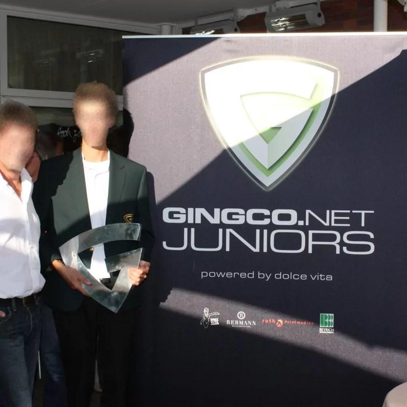 Corporate Fashion B2B Winners Jacket Golfclub Braunschweig mit gesticktem Logo