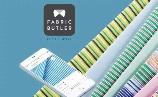 Fabric Butler von Albini