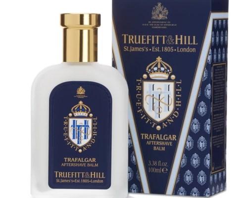 Truefitt & Hill Rasur Trafalgar Aftershave Balsam