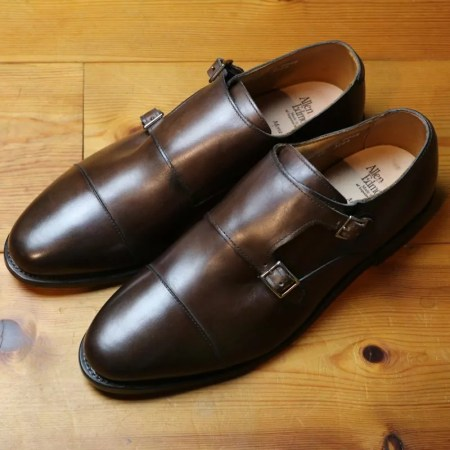 Allen Edmonds Mora brown - Bussiness Classic Schuhe