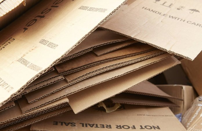 cardboard