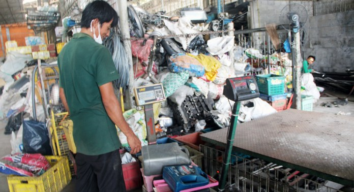 Thailand plastic and e-waste recycling