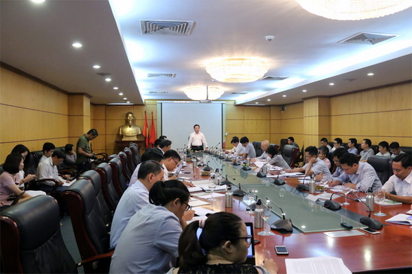 Vietnam recycling meeting