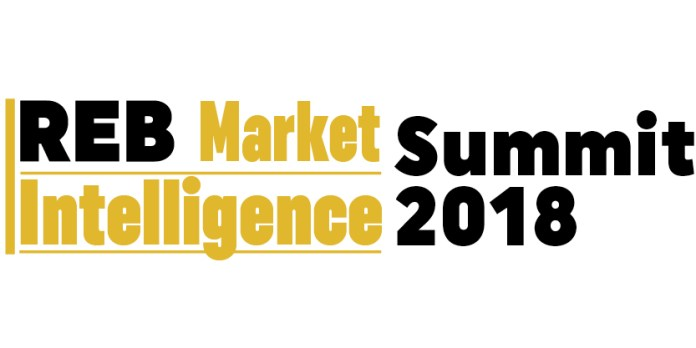 REB Market Intelligence Summit 2018