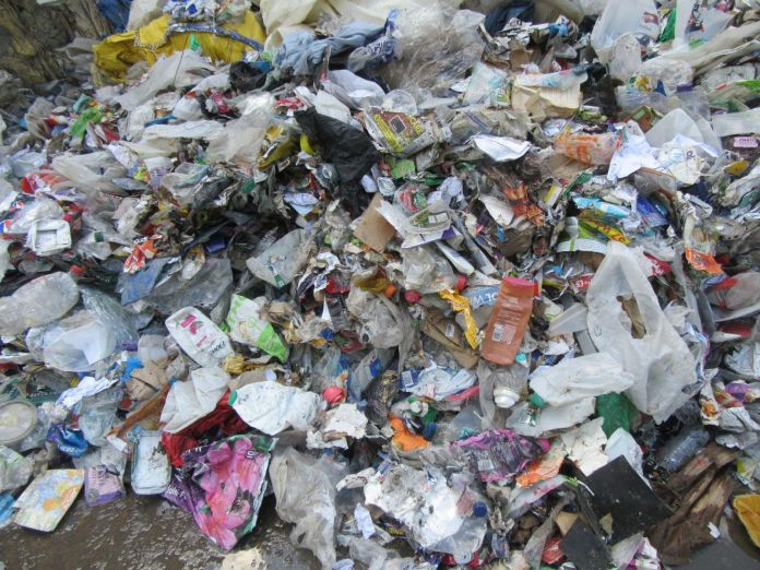 Latvia Why Recycle illegal plastic waste