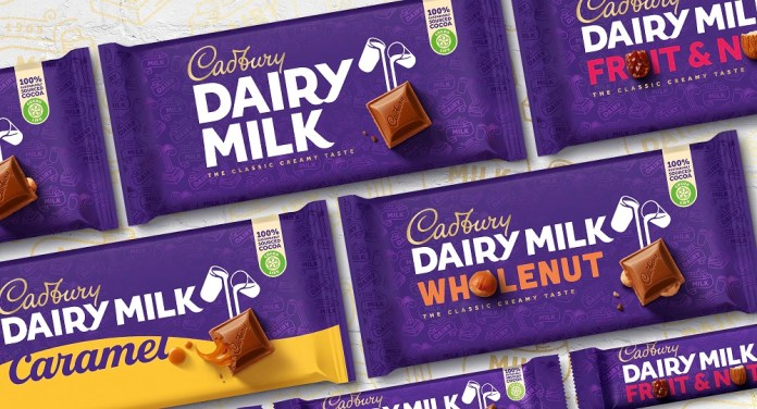 Cadbury Packaging